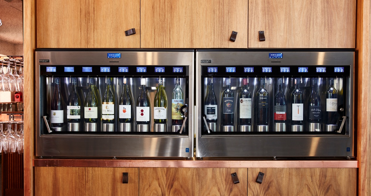 Discover The Best Drops Of Nsw Via Our Enomatic Wine System